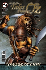 GRIMM FAIRY TALES TALES FROM OZ #2 COVER A