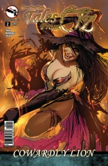 GRIMM FAIRY TALES TALES FROM OZ #2 COVER B