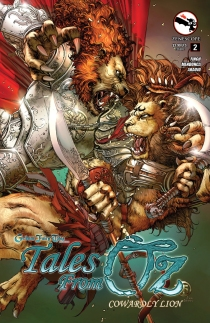 GRIMM FAIRY TALES TALES FROM OZ #2 COVER C