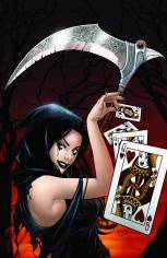 GRIMM FAIRY TALES WONDERLAND CLASH OF QUEENS #1 COVER C
