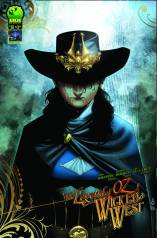 LEGEND OF OZ WICKED WEST #15