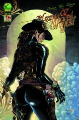 LEGEND OF OZ WICKED WEST #16