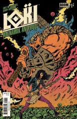 LOKI RAGNAROK AND ROLL #1 COVER A