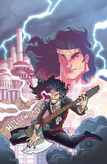 LOKI RAGNAROK AND ROLL #1 COVER B