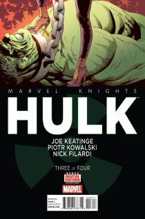MARVEL KNIGHTS HULK #3