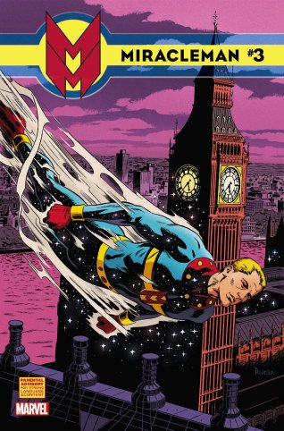MIRACLEMAN #3 VARIANT A