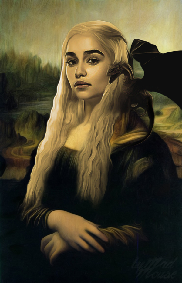 Mona Targaryen by MadMouse Design