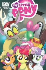 MY LITTLE PONY FRIENDS FOREVER #2