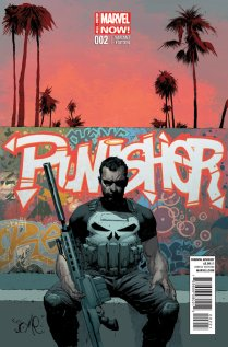 PUNISHER #2 VARIANT