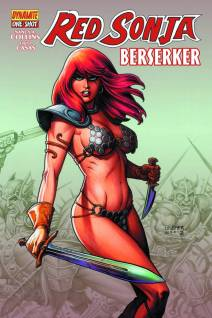 RED SONJA BERSERKER ONE-SHOT