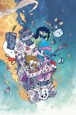 REGULAR SHOW #10 COVER D