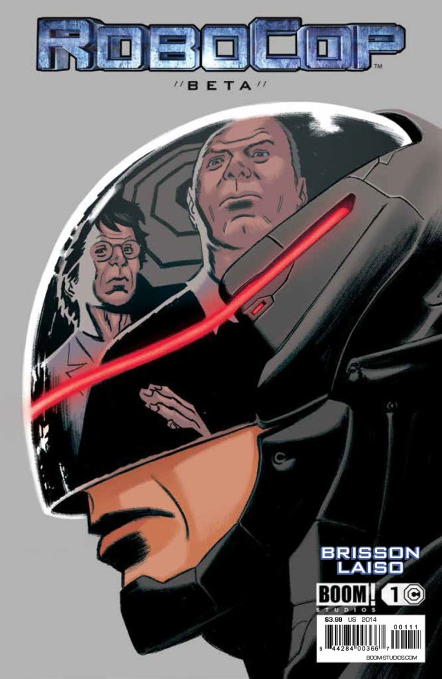 RoboCop Beta Cover