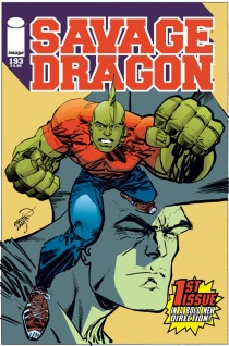 SAVAGE DRAGON #193