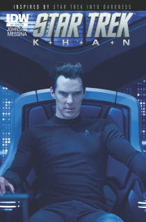STAR TREK KHAN #5 SUB VARIANT