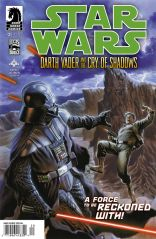 STAR WARS DARTH VADER AND THE CRY OF SHADOWS #3