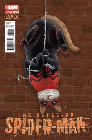 SUPERIOR SPIDER-MAN #27 VARIANT C