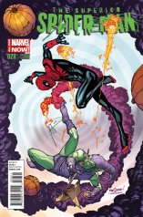 SUPERIOR SPIDER-MAN #28 VARIANT