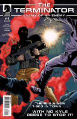TERMINATOR ENEMY OF MY ENEMY #1 IGLE COVER