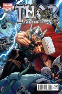 THOR GOD OF THUNDER #19 VARIANT B