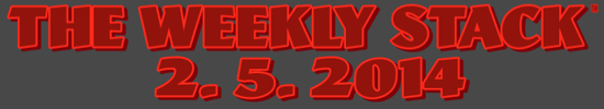 Weekly Stack 2.5.14 Banner