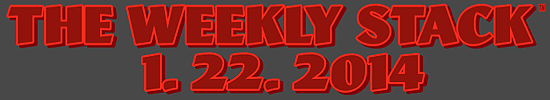 Weekly Stack Banner 1.22.14