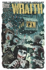 WRAITH WELCOME TO CHRISTMASLAND #4