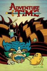 ADVENTURE TIME #26 COVER A