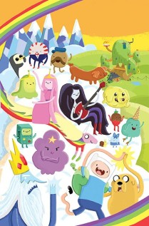 ADVENTURE TIME #26 COVER D