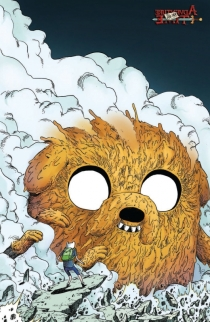 ADVENTURE TIME FLIP SIDE #3 COVER D