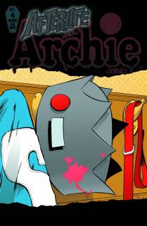 AFTERLIFE WITH ARCHIE #4 VARIANT