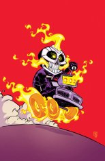 ALL-NEW GHOST RIDER #1 VARIANT B