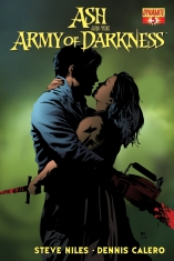 ASH AND THE ARMY OF DARKNESS #5 SUB COVER