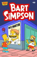 BART SIMPSON COMICS #89