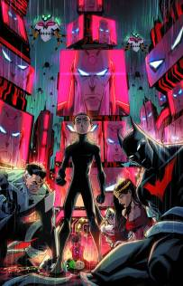 BATMAN BEYOND UNIVERSE #8