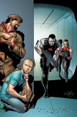 BLOODSHOT AND H.A.R.D. CORPS #20 VARIANT B