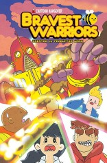 BRAVEST WARRIORS #18 COVER B