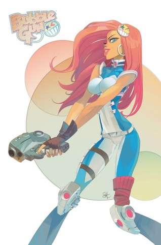 BUBBLEGUN #5 COVER C