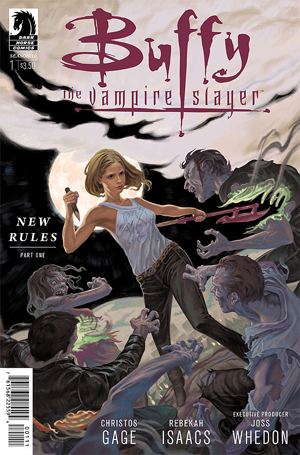 Buffy The Vampire Slayer Season 10 #1