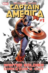 CAPTAIN AMERICA WINTER SOLDIER DIRECTOR'S CUT #1