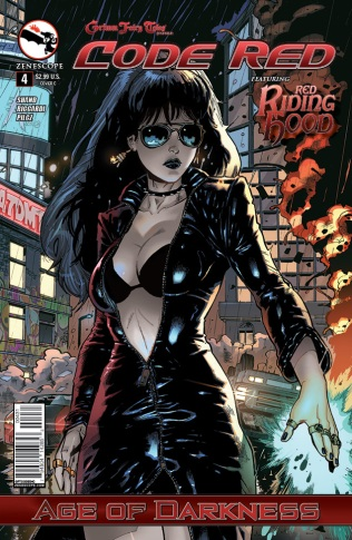 CODE RED #4 COVER C