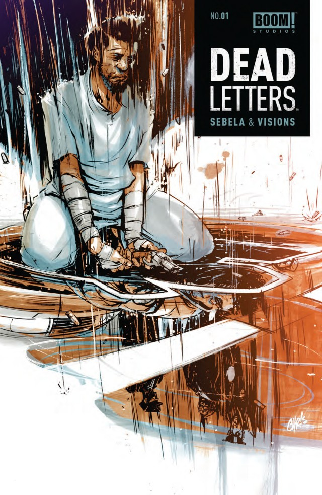 Dead Letters #1 Cover A