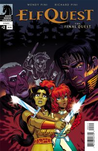 ELFQUEST THE FINAL QUEST #2