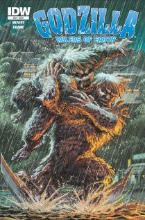 GODZILLA RULERS OF EARTH #10