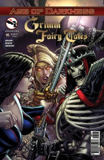 GRIMM FAIRY TALES #95 COVER A