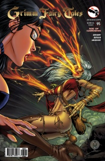 GRIMM FAIRY TALES #95 COVER B