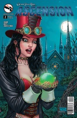 GRIMM FAIRY TALES ASCENSION #2 COVER A