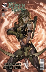 GRIMM FAIRY TALES ROBYN HOOD LEGEND #1 COVER A