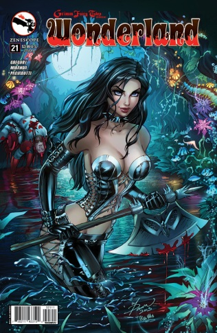 GRIMM FAIRY TALES WONDERLAND #21 COVER A