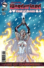 GRIMM FAIRY TALES WONDERLAND CLASH OF QUEENS #2 COVER A