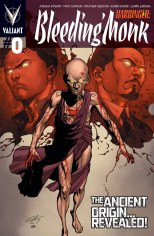 HARBINGER BLEEDING MONK #0
